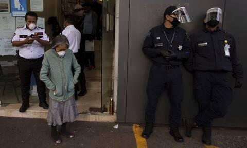 Κορονοϊός στο Μεξικό: 7.633 οι θάνατοι από COVID-19 - Στα 71.105 τα κρούσματα μόλυνσης