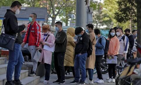Κορονοϊός στην Κίνα: Επτά νέα κρούσματα μόλυνσης σε 24 ώρες