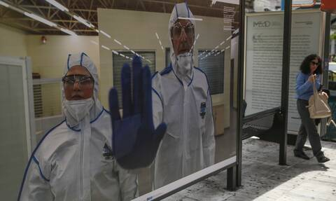 Κορονοϊός-Δραματική προειδοποίηση Σύψα: Ο ιός είναι εδώ και μπορεί να εξαπλωθεί σαν πυρκαγιά