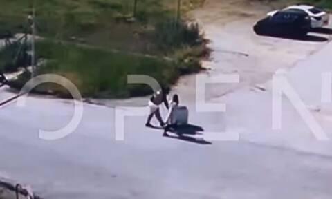 Φυλακές Νιγρίτας - Σάλος! Σωφρονιστικός σέρνει καρότσι κρατουμένου με... καλούδια από σούπερ μάρκετ