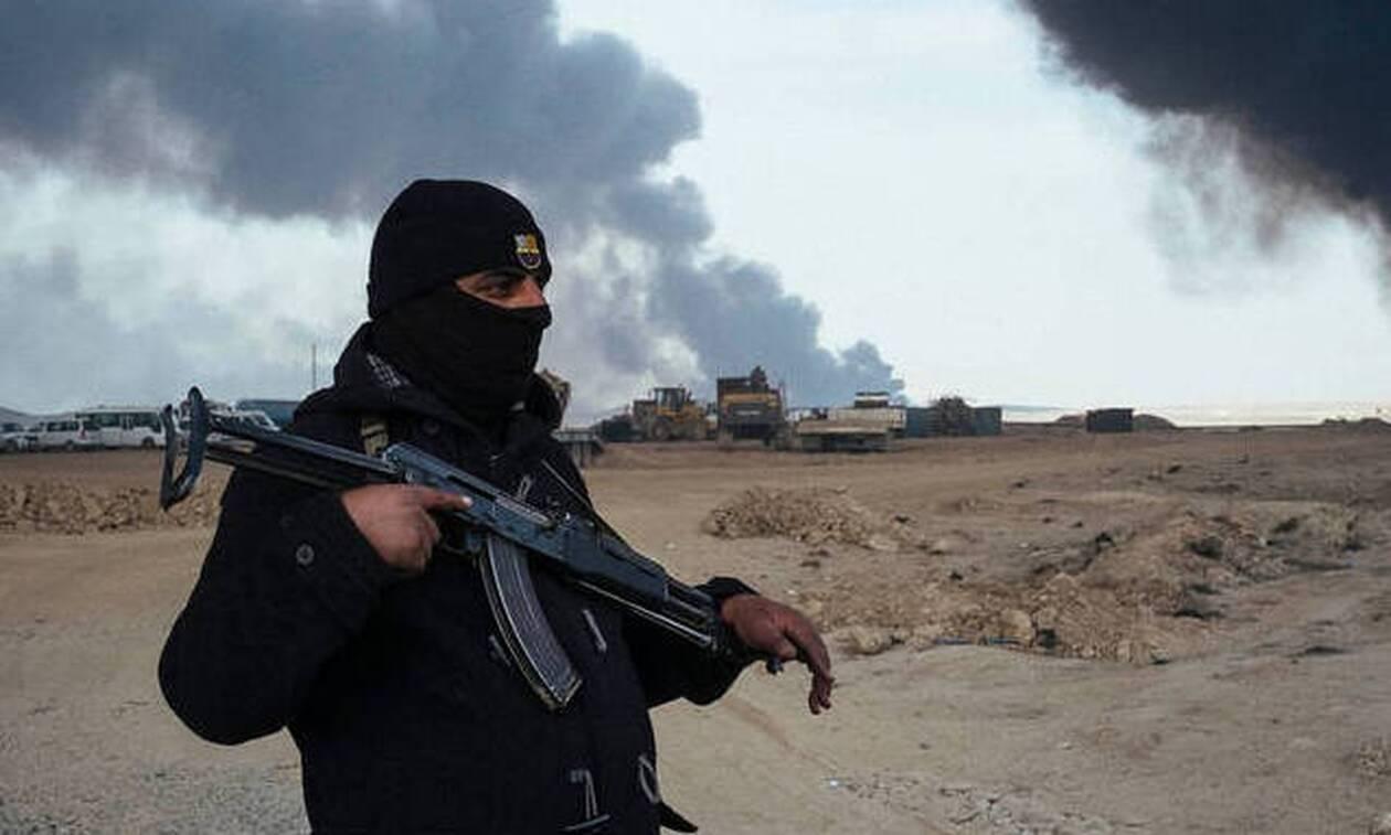 ΥΠΕΣ Κύπρου: 17 τρομοκράτες του ISIS κρατούνται στη Μενόγεια