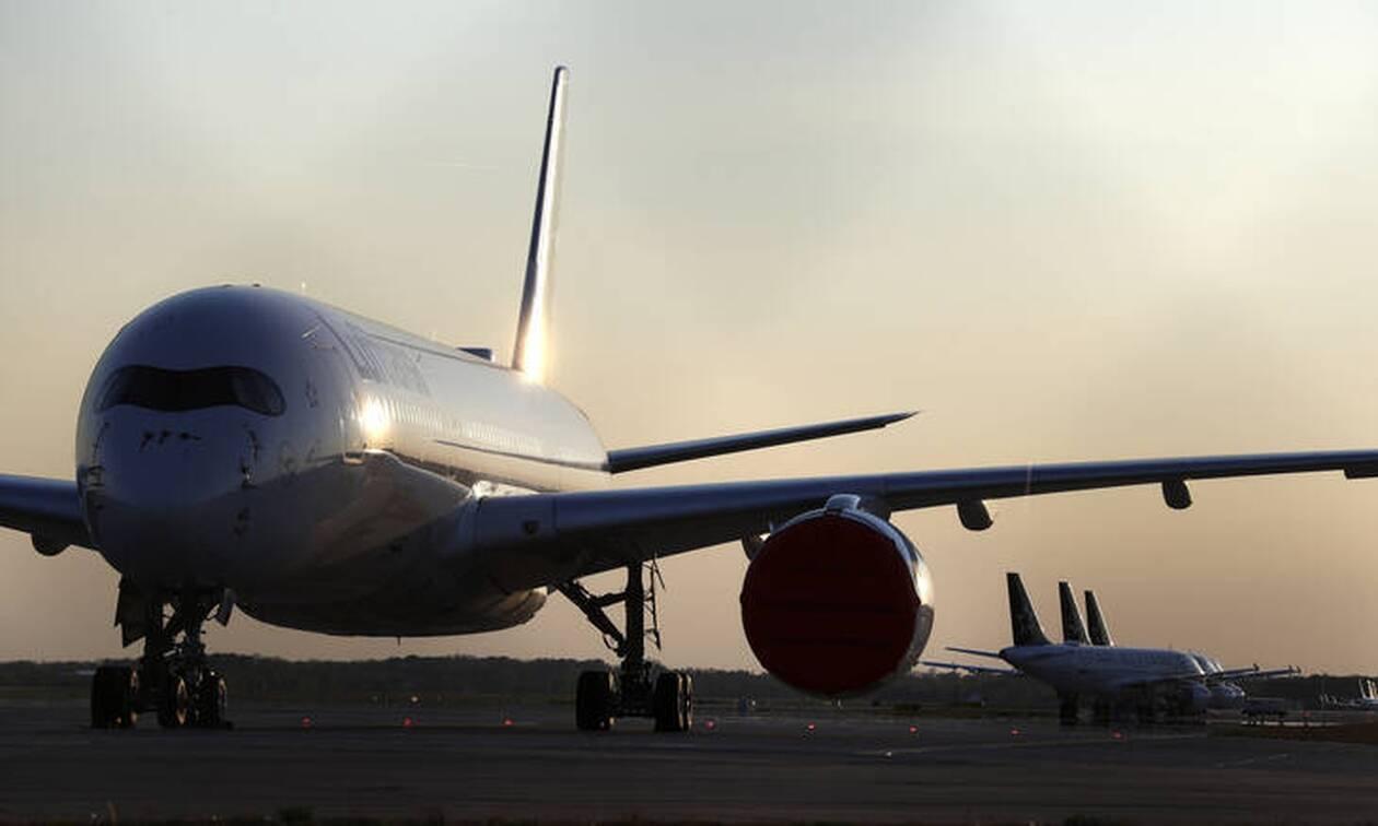 Κορονοϊός: «Συντριβή» για τις αεροπορικές εταιρείες - Οι δραματικοί αριθμοί της κρίσης