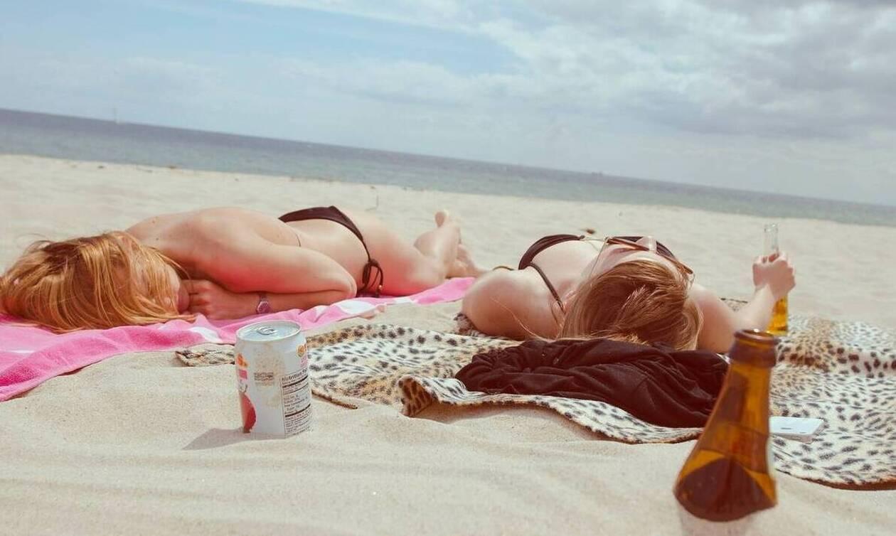 Ούτε μπικίνι, ούτε τρικίνι - Το μαγιό που θα... κάψει κόσμο το καλοκαίρι (photos)