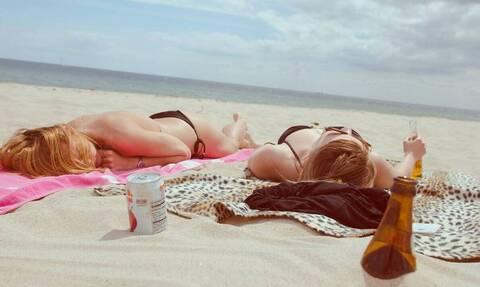 Ούτε μπικίνι, ούτε τρικίνι - Το μαγιό που θα… κάψει κόσμο το καλοκαίρι (photos)