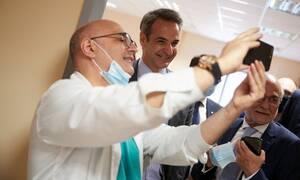 Μητσοτάκης: Θα χτίσουμε πάνω στην κρίση του κορονοϊού ένα νέο Εθνικό Σύστημα Υγείας