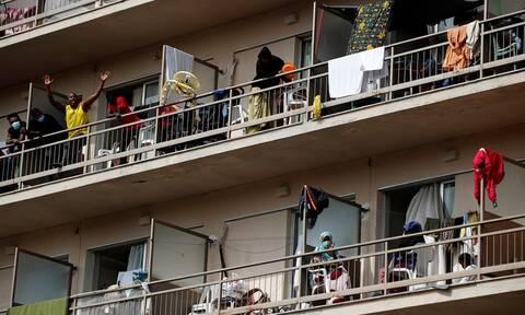 Κορονοϊός: Τρία νέα κρούσματα στη δομή φιλοξενίας μεταναστών στο Κρανίδι