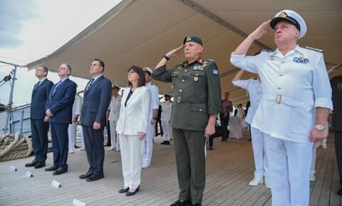 Εκδήλωση για την 47η επέτειο από το Κίνημα του Ναυτικού και την ανταρσία του αντιτορπιλικού «Βέλος»