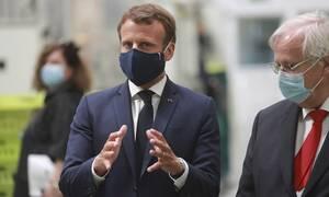 Ο Μακρόν ανακοίνωσε σχέδιο στήριξης της γαλλικής αυτοκινητοβιομηχανίας, ύψους 8 δισ. ευρώ