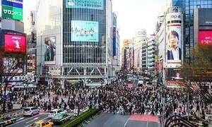 Τόκιο: Αυτή είναι η πιο πολυσύχναστη διάβαση πεζών στον κόσμο μετά την καραντίνα