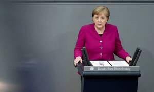 Η Μέρκελ προτρέπει τους Χριστιανοδημοκράτες να υποστηρίξουν τα πρόγραμμα ανάκαμψης της ΕΕ