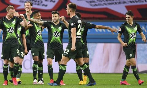 Bundesliga: «Χαστούκι» από την Βόλφσμπουργκ στην Λεβερκούζεν (videos)