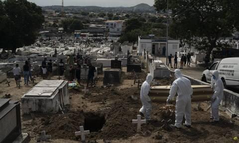 Κορονοϊός - ΠΟΫ: Η εξάπλωση του κορονοϊού «επιταχύνεται» σε Βραζιλία, Περού και Χιλή