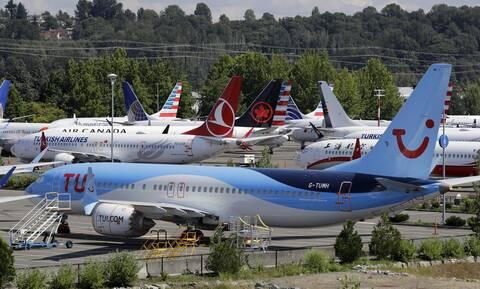 Ο κορονοϊός «σάρωσε» τον τομέα των αερομεταφορών