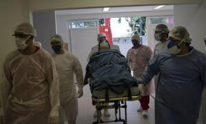 Κορονοϊός - Στη δίνη της πανδημίας η Βραζιλία: Πάνω από 1.000 νεκροί σε ένα 24ωρο