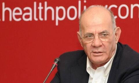 Καθηγητής Κυριόπουλος στο CNN Greece: Τα διδάγματα της πανδημίας, η προστιθέμενη αξία της Ελλάδας