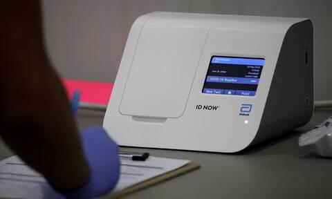 Κορονοϊός: Διαθέσιμα στην Ελλάδα τα εργαστηριακά τεστ αντισωμάτων της Abbott