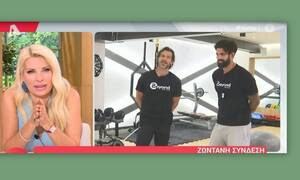 Αμήχανη στιγμή στην Ελένη: Η on air ατάκα του Αλεξάνδρου για τον χωρισμό του από την Καλάβρια!