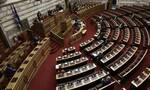 Βουλή: Αντιπαράθεση για μήνυση κατά βουλευτών του ΣΥΡΙΖΑ και την ψήφο τους στη Συμφωνία των Πρεσπών