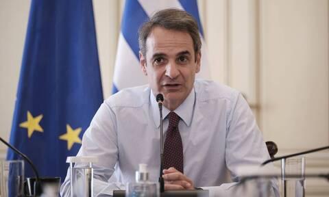 Μητσοτάκης: Καλωσορίζουμε την τολμηρή πρόταση της Ευρωπαϊκής Επιτροπής για ένα πακέτο 750 δισ. ευρώ