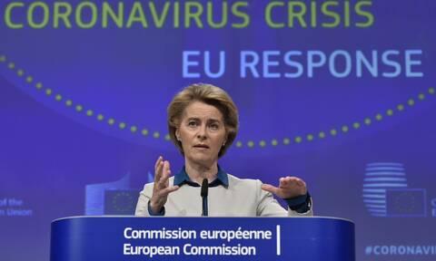 Ταμείο Ανάκαμψης: Το πλάνο της Κομισιόν - 33 δισ. ευρώ καθαρά προτείνει για την Ελλάδα