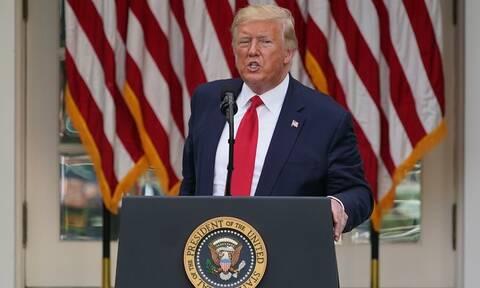 ΗΠΑ: Ο Ντόναλντ Τραμπ «κήρυξε πόλεμο» σε Twitter και Facebook με… tweets