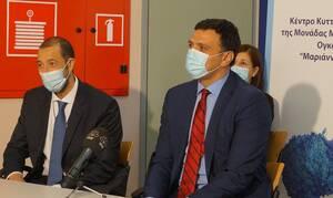 Ογκολογική Μονάδα Παίδων «Μ. Βαρδινογιάννη»: Πραγματοποιήθηκε η πρώτη εξατομικευμένη θεραπεία