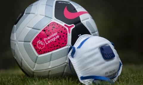 Κορονοϊός: Τέσσερα νέα κρούσματα ανακοίνωσε η Premier League