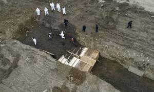 Κορονοϊός: Θρήνος στις ΗΠΑ - Ξεπέρασαν τους 100.000 οι νεκροί από COVID-19
