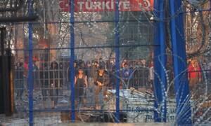 Θράσος της Τουρκίας: «Να απαλλαγεί το ελληνικό κράτος από τη βαρβαρότητα»