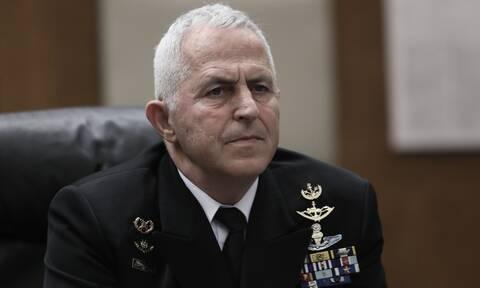 Αποστολάκης:Επιμένω σε ισοπέδωση αν ανέβουν Τούρκοι σε βραχονησίδα (vid)