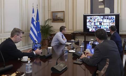 Συνεδριάζει υπό τον πρωθυπουργό το υπουργικό συμβούλιο - Πλούσια η ατζέντα