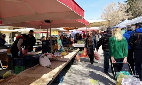 Ανοίγουν ξανά οι Κυριακάτικες αγορές και οι εμποροπανηγύρεις