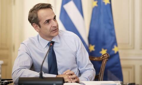 Μητσοτάκης στο υπουργικό: Τα κεφάλαια από την πρόταση της Κομισιόν να πιάσουν τόπο