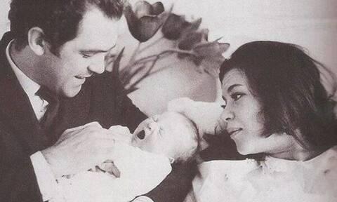 Τζένη Καρέζη: 10 σπάνιες φώτο με τον γιο της όταν ήταν μικρός (pics)