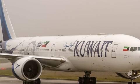 Κορονοϊός: Η Kuwait Airways θα απολύσει το 25% του προσωπικού της εξαιτίας της πανδημίας