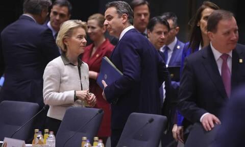 Мицотакис доволен планом Еврокомиссии по восстановлению последствий пандемии