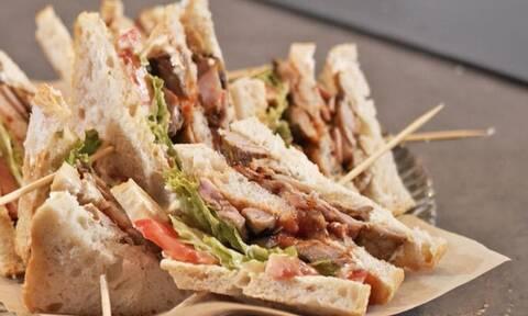 Αυτό είναι το καλύτερο σάντουιτς στον κόσμο!