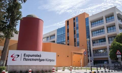 Ο Αντιπρόεδρος της Ευρωπαϊκής Επιτροπής κ. Μαργαρίτης Σχοινάς στο Ευρωπαϊκό Πανεπιστήμιο Κύπρου