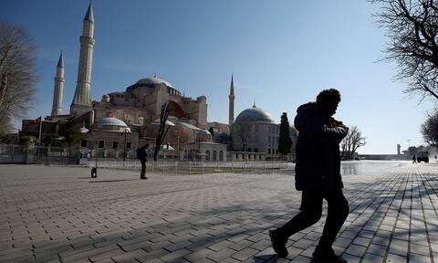 Αναδίπλωση από την Τουρκία: Δεν θα γίνει προσευχή έξω από την Αγία Σοφία