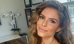 «Φωτιά» η Μαρία Μενούνος: Η φωτογραφία με το δαντελωτό μαγιό που «έριξε» το Instagram