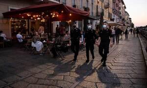 Κορονοϊός Ιταλία: Μικρή αύξηση των κρουσμάτων, σημαντική μείωση των θανάτων