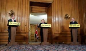 Χαλαρώνει το lockdown στη Βρετανία: Σταδιακή επαναλειτουργία σχολείων και καταστημάτων