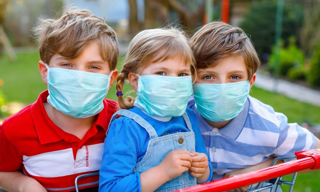 Γιατί τα παιδιά δεν κινδυνεύουν από τον κορονοϊό;
