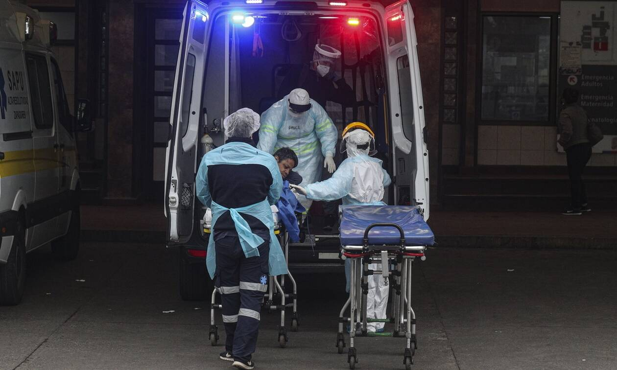 Κορονοϊός στη Χιλή: Ρεκόρ θανάτων μέσα σε 24 ώρες - Παράταση των περιοριστικών μέτρων στο Σαντιάγο
