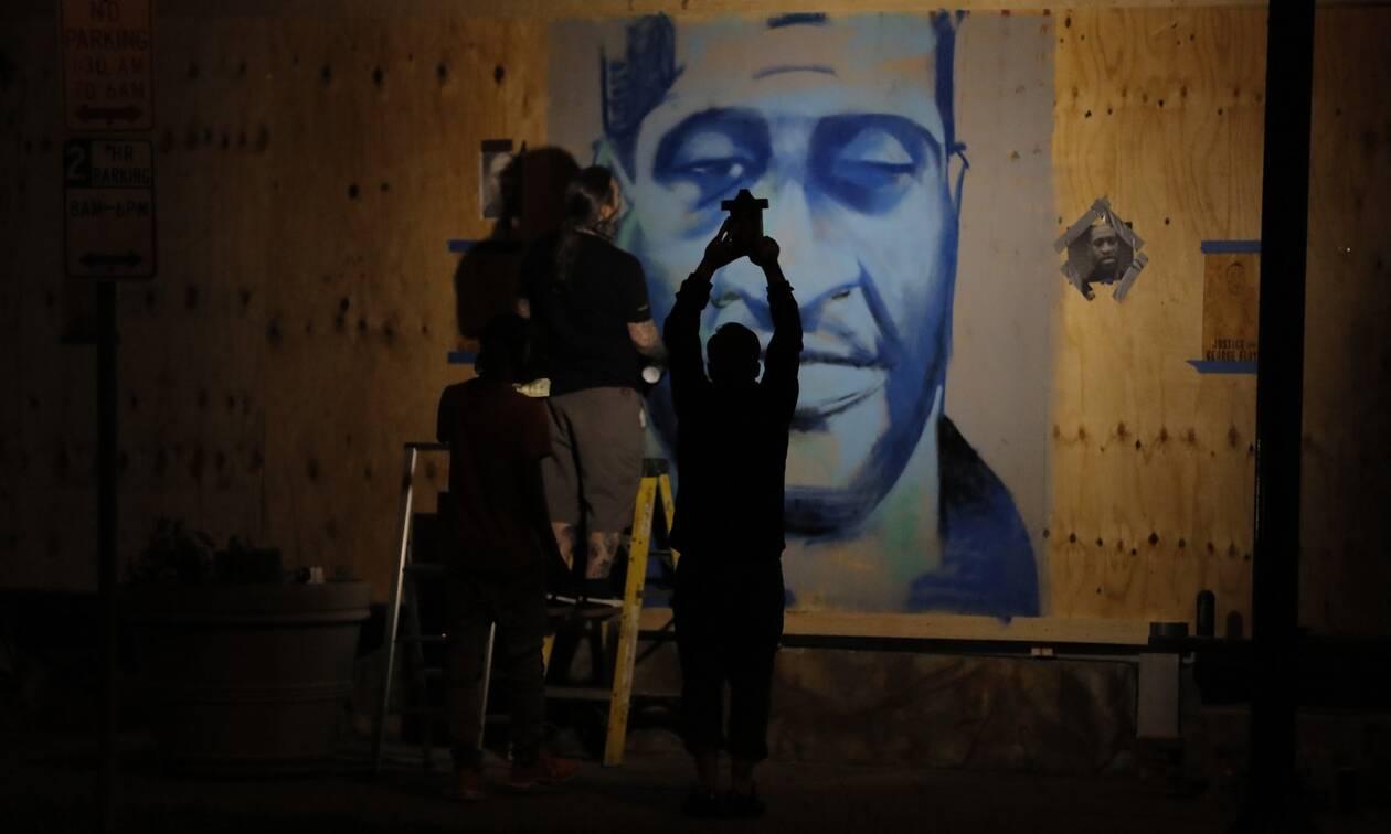 Ξεχειλίζει η οργή στις Η.Π.Α: Νέα νύχτα «κόλασης» για τη δολοφονία του Τζορτζ Φλόιντ (pics&vids)