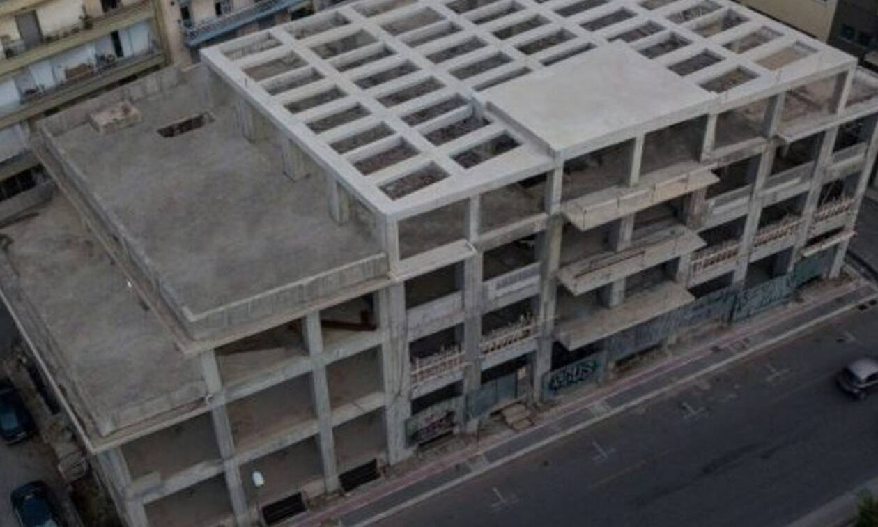 Μυστήριο: Το κτήριο που «στοιχειώνει» την Πάτρα εδώ και 55 χρόνια