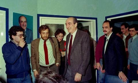 29 Μαΐου 2017: Τρία χρόνια χωρίς τον Κωνσταντίνο Μητσοτάκη