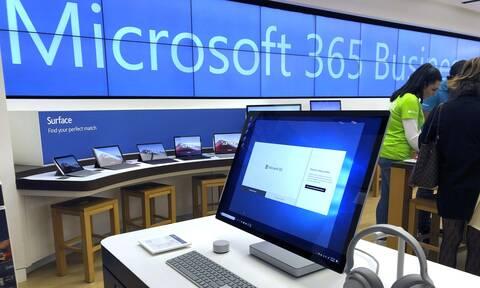 Δείγμα εμπιστοσύνης από τη Microsoft: Δημιουργεί κέντρο έρευνας στην Ελλάδα