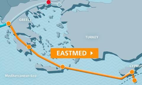 Правительство Кипра ратифицировало соглашение о Восточносредиземноморском газопроводе