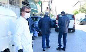 Πέντε νέα κρούσματα στη Ν. Σμύρνη Λάρισας «έβγαλε» η τελευταία μεγάλη ιχνηλάτηση